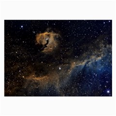 Seagull Nebula Large Glasses Cloth (2 Side) by SpaceShop