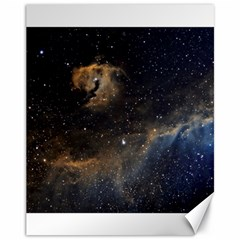 Seagull Nebula Canvas 11  X 14   by SpaceShop