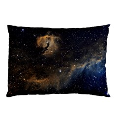 Seagull Nebula Pillow Case by SpaceShop