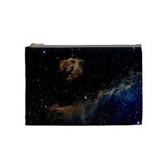 Seagull Nebula Cosmetic Bag (medium)  by SpaceShop