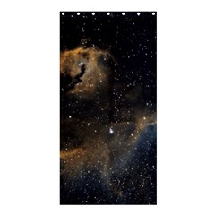 Seagull Nebula Shower Curtain 36  X 72  (stall)  by SpaceShop