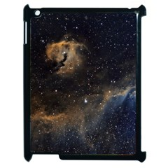 Seagull Nebula Apple Ipad 2 Case (black) by SpaceShop