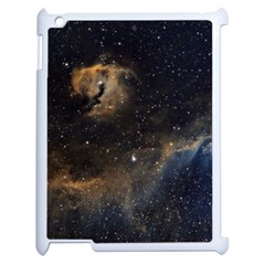 Seagull Nebula Apple Ipad 2 Case (white) by SpaceShop