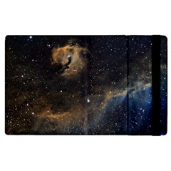 Seagull Nebula Apple Ipad 3/4 Flip Case by SpaceShop
