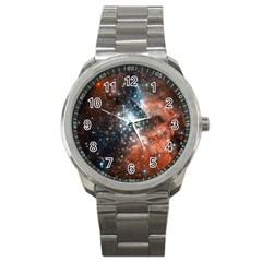 Star Cluster Sport Metal Watch by SpaceShop
