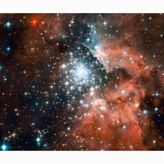 Star Cluster Canvas 20  X 24   by SpaceShop
