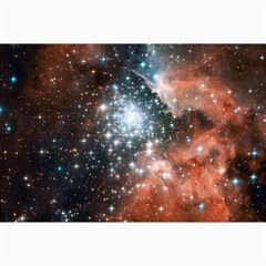 Star Cluster Canvas 20  X 30   by SpaceShop
