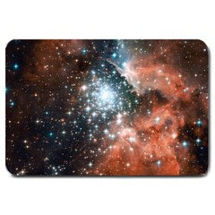 Star Cluster Large Doormat  by SpaceShop