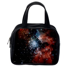 Star Cluster Classic Handbags (one Side) by SpaceShop