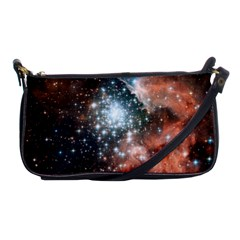 Star Cluster Shoulder Clutch Bags by SpaceShop