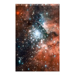 Star Cluster Shower Curtain 48  X 72  (small)  by SpaceShop