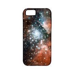 Star Cluster Apple Iphone 5 Classic Hardshell Case (pc+silicone) by SpaceShop