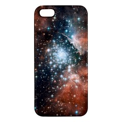Star Cluster Apple Iphone 5 Premium Hardshell Case by SpaceShop
