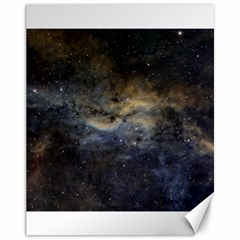 Propeller Nebula Canvas 11  X 14   by SpaceShop