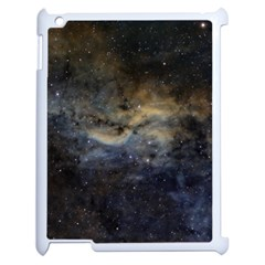 Propeller Nebula Apple Ipad 2 Case (white) by SpaceShop