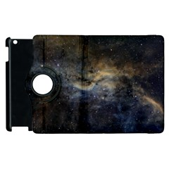 Propeller Nebula Apple Ipad 2 Flip 360 Case by SpaceShop