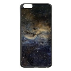 Propeller Nebula Apple Iphone 6 Plus/6s Plus Black Enamel Case by SpaceShop