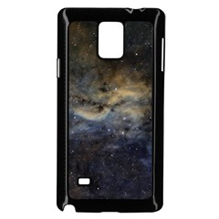Propeller Nebula Samsung Galaxy Note 4 Case (black) by SpaceShop