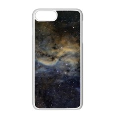 Propeller Nebula Apple Iphone 7 Plus White Seamless Case by SpaceShop