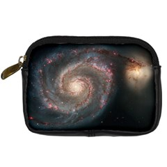 Whirlpool Galaxy And Companion Digital Camera Cases by SpaceShop