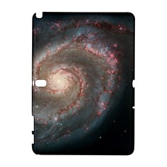 Whirlpool Galaxy And Companion Galaxy Note 1 by SpaceShop