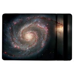 Whirlpool Galaxy And Companion Ipad Air Flip by SpaceShop