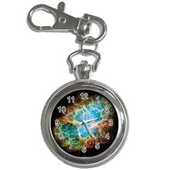 Crab Nebula Key Chain Watches by SpaceShop