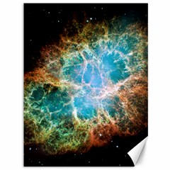 Crab Nebula Canvas 36  X 48   by SpaceShop