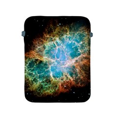 Crab Nebula Apple Ipad 2/3/4 Protective Soft Cases by SpaceShop