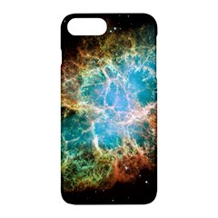 Crab Nebula Apple Iphone 7 Plus Hardshell Case by SpaceShop