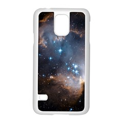 New Stars Samsung Galaxy S5 Case (white) by SpaceShop