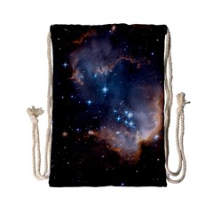 New Stars Drawstring Bag (small) by SpaceShop