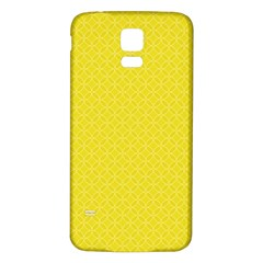Pattern Samsung Galaxy S5 Back Case (white)