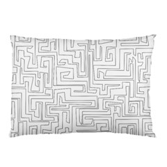 Pattern Pillow Case by Valentinaart