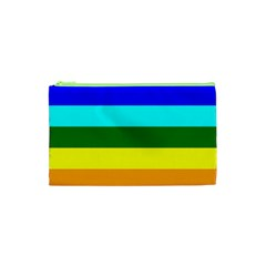 Rainbow Cosmetic Bag (xs) by Valentinaart