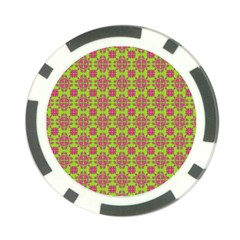 Pattern Poker Chip Card Guard (10 Pack) by Valentinaart