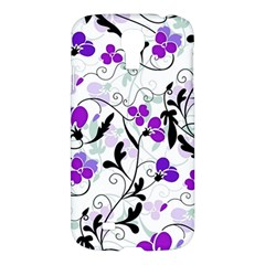 Floral Pattern Samsung Galaxy S4 I9500/i9505 Hardshell Case