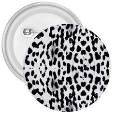 Animal Print 3  Buttons by Valentinaart