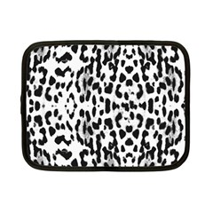 Animal Print Netbook Case (small)  by Valentinaart
