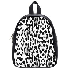 Animal Print School Bags (small)  by Valentinaart