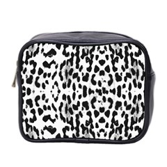 Animal Print Mini Toiletries Bag 2 Side by Valentinaart