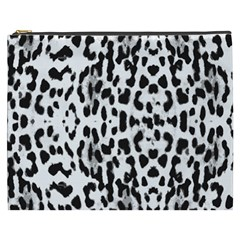 Animal Print Cosmetic Bag (xxxl)