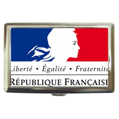 Symbol Of The French Government Cigarette Money Cases by abbeyz71