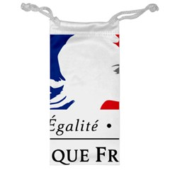 Symbol Of The French Government Jewelry Bag by abbeyz71