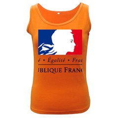 Symbol Of The French Government Women s Dark Tank Top by abbeyz71