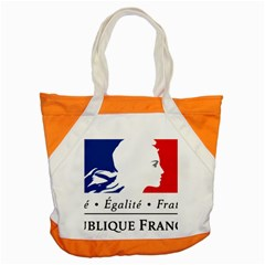 Symbol Of The French Government Accent Tote Bag by abbeyz71