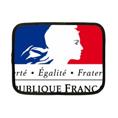 Symbol Of The French Government Netbook Case (small)  by abbeyz71