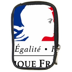 Symbol Of The French Government Compact Camera Cases by abbeyz71