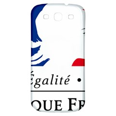 Symbol Of The French Government Samsung Galaxy S3 S Iii Classic Hardshell Back Case by abbeyz71