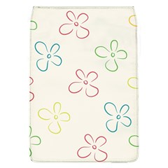 Flower Background Nature Floral Flap Covers (l)  by Simbadda